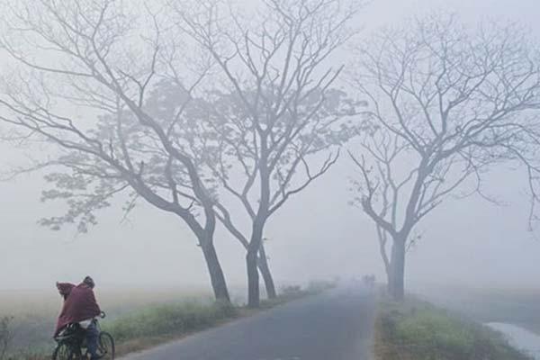 শৈত্যপ্রবাহ অব্যাহত থাকবে: শ্রীমঙ্গল