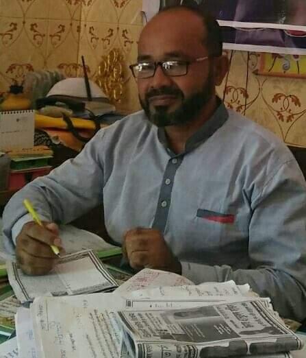 """সেবা-""""মাছের তেলে মাছ ভাজি"""",এস এম আওলাদ হোসেন।"""