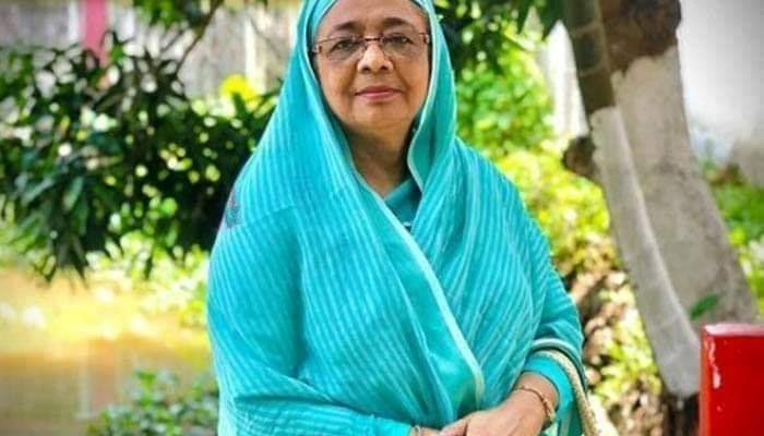 করোনায় আক্রান্ত হবিগঞ্জের নারী এমপি সৈয়দা জোহরা..!!