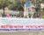 কারিগরিমুক্ত নার্সিংয়ের দাবিতে শাহবাগে প্রতিবাদ সমাবেশ