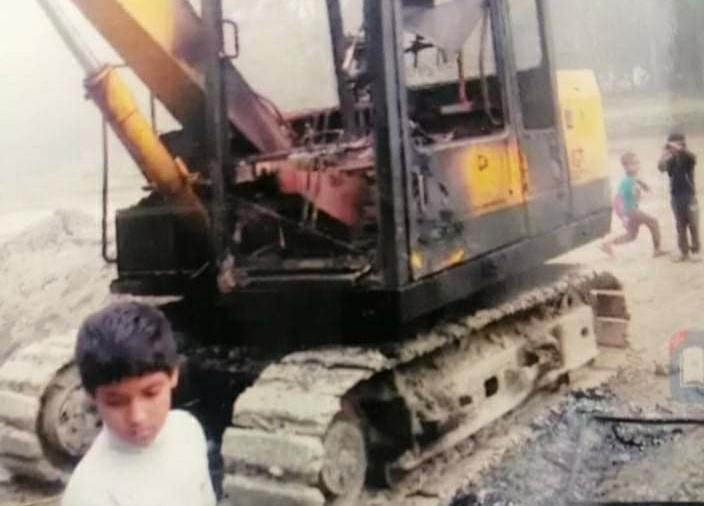 পটুয়াখালীতে ইট ভাটায় সন্ত্রাসীদের হামলা অগ্নীসংযোগ লুট ভাংচুরের ঘটনায় গ্রেফতার ২