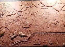 প্রাচীন সংস্কৃতি, ইতিহাস-ঐতিহ্যে সেজেছে শিবগঞ্জ ইউএনও কার্যালয়