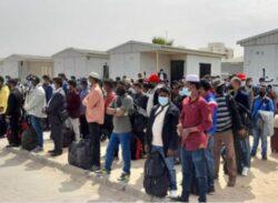 লিবিয়া থেকে আজ দেশে ফিরছেন ১৬০ বাংলাদেশি